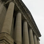 Washington DC - Federal Triangle: Andrew W. Mellon Auditorium