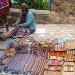 Mujer Hilandera / Threading Woman