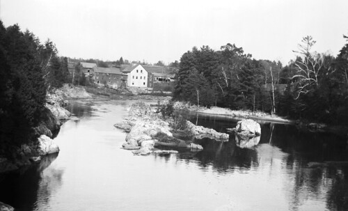 Grist Mill and Creamery