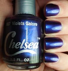 Chelsea Violets Galore