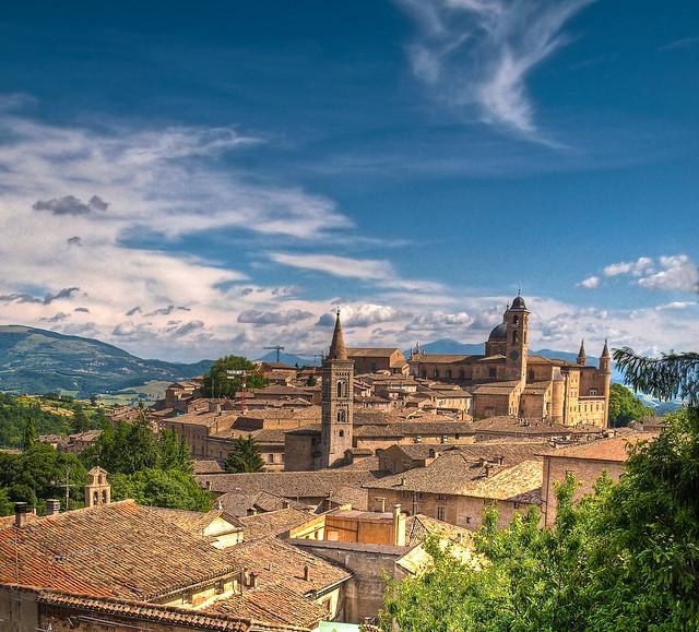 Urbino Italy Pictures Urbino Italy an Album on