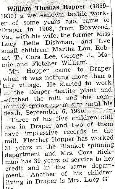 William T Hopper 1859 1930 Draper Pioneers Flickr