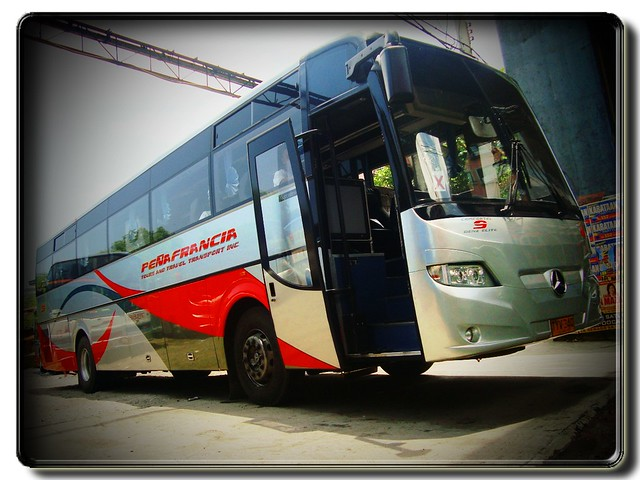 PEÑAFRANCIA Tours and Travel Transport, Inc. - Mercedes-Benz 1725 AMC Tourist Star RE Deluxe - Comfortec 9 Benz Elite