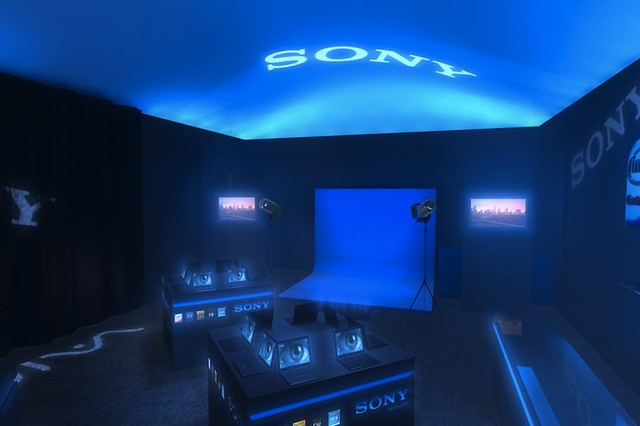 Sony Arena Vaio Fw