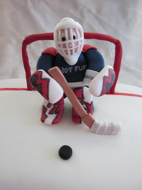 Hockey Net Cake Toppers