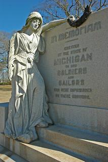 Michigan Monument