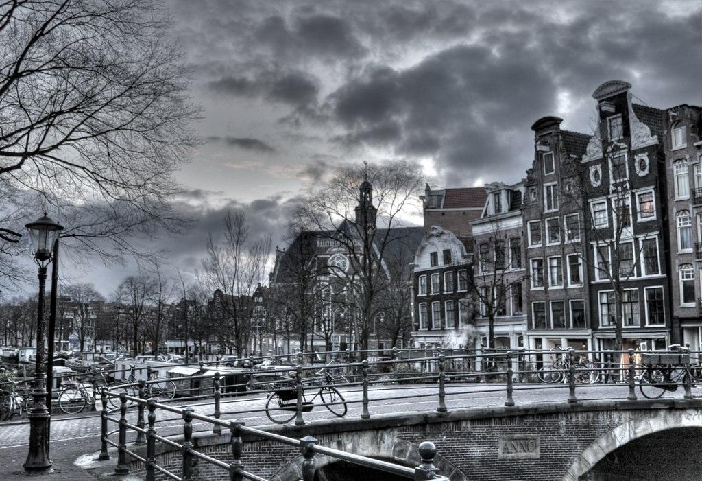 Dag 5. HDR Noorderkerk (Korte Prinsengracht)