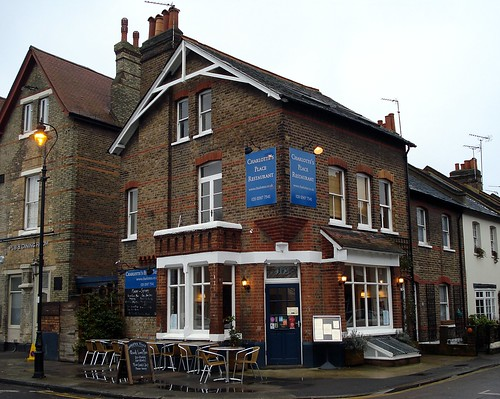 Charlotte's Place, Ealing, London W5