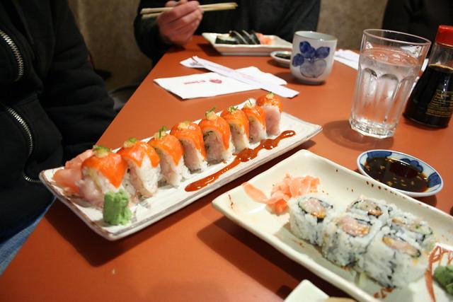 Sushi Restaurants Near Woodridge Il
