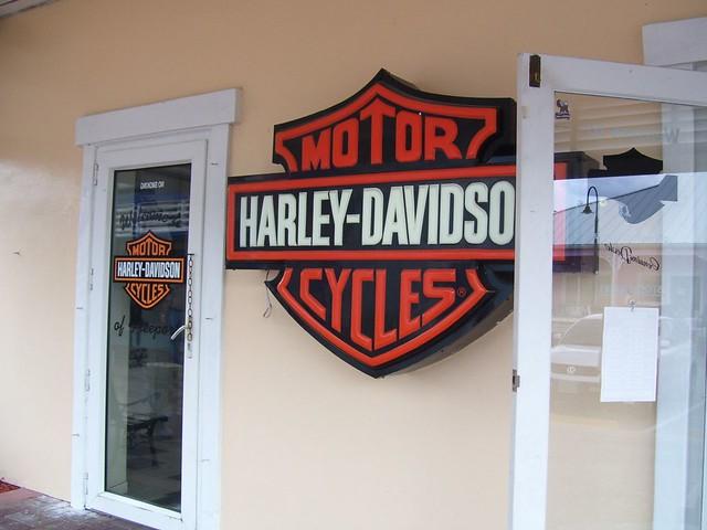 Freeport Harley Davidson Island Tour