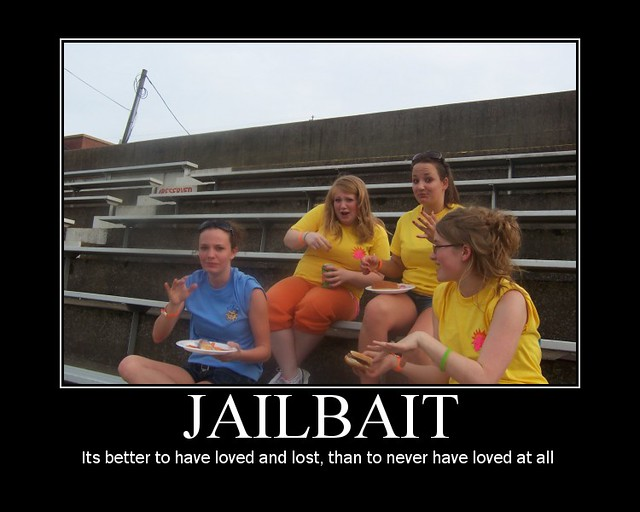 jailbait motivational posters