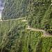 Carretera de la Muerte (Coroico-Bolivia)