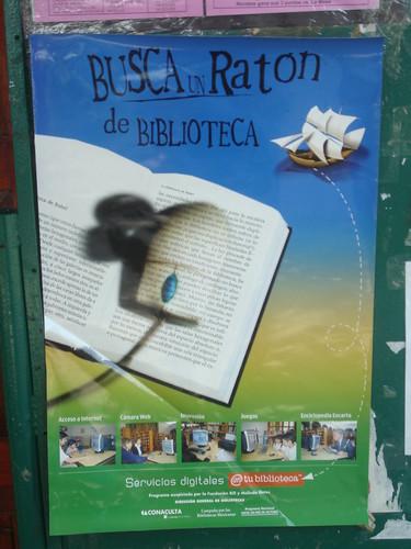 Ratón de Biblioteca (Servicios Digitales México)