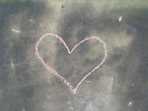 heart texture