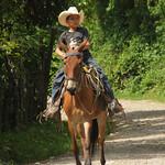Young Honduran Cowboy - Copan Ruinas, Honduras