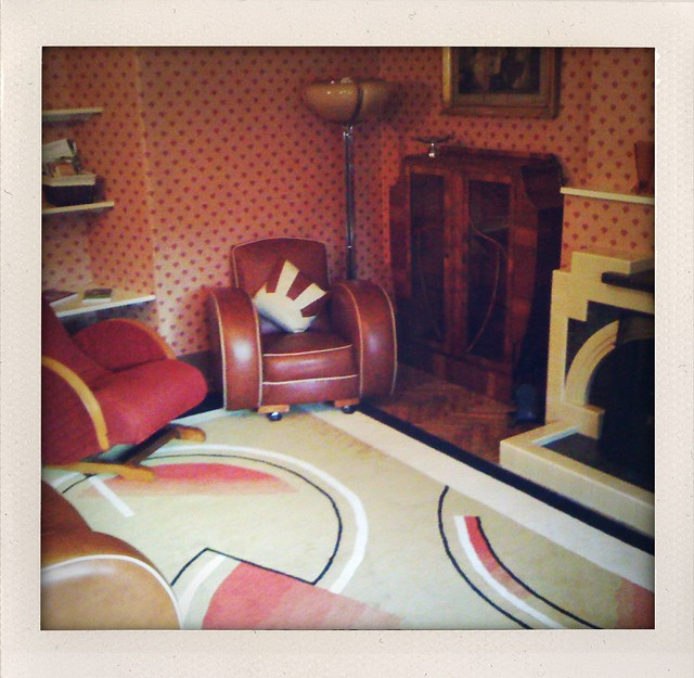 Art Deco Living Room Flickr Photo Sharing