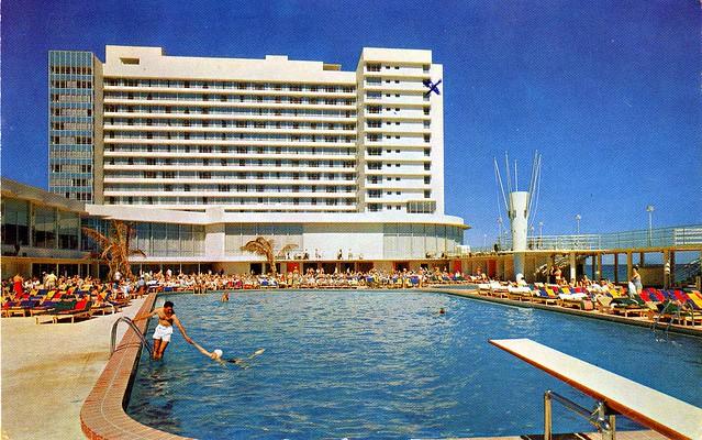 Deauville Hotel Miami Beach Fl 1958 Flickr Photo Sharing