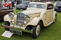 Wallingford Classic Car Rally 2011