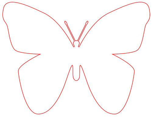 Big Butterfly Pattern | Flickr - Photo Sharing!
