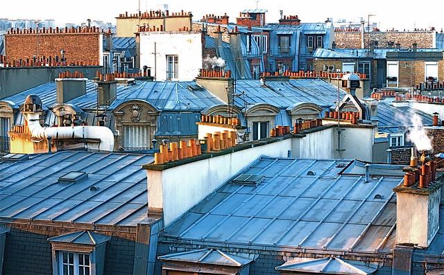 Festival de Conduits sur les Toits de Paris