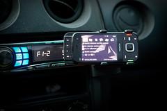 automotive exterior(0.0), steering wheel(0.0), vehicle audio(1.0), automobile(1.0), vehicle(1.0), multimedia(1.0), stereophonic sound(1.0), electronics(1.0),
