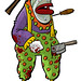Zombie Clown revised