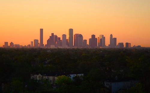 morning skyline texas view loop w n houston ella picnik 1445 houstonist 77008 lenshouston 2227f wordnikhouston