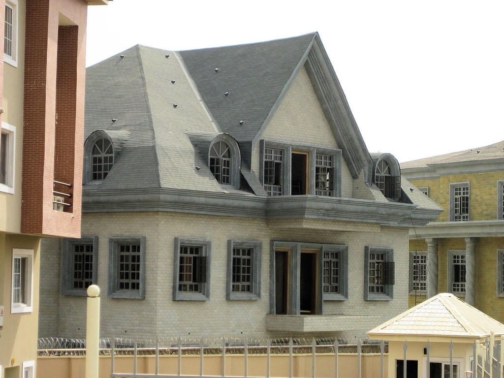 Mansions in nigeria pics you can post more pictures for Window hood design in nigeria