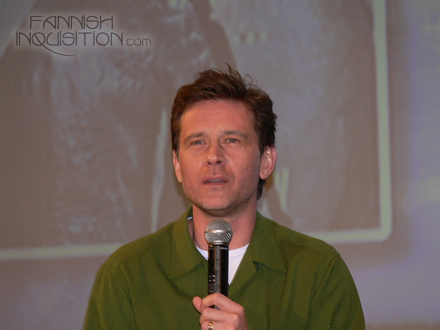 Connor Trinneer - Photo Gallery