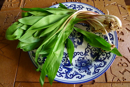 ramps from the greenmarket