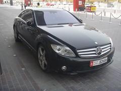 Very Nice Mercedes @ The Dubai Mall - Dubai, United Arab Emirates