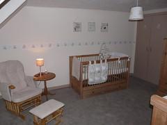 Nursery finished