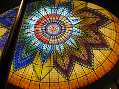 Glas Den Haag.Glas In Lood Koepel Den Haag Stained Glass Dome The Flickr