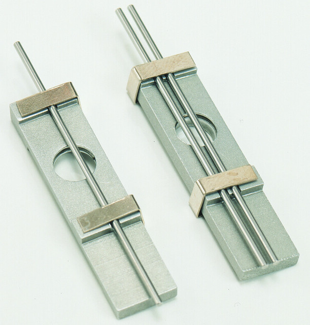 Thread Check Inc 3 Wire Thread Measuring Holders And Wires Flickr Photo Sharing