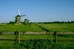 Windmills at Stompwijk (I)
