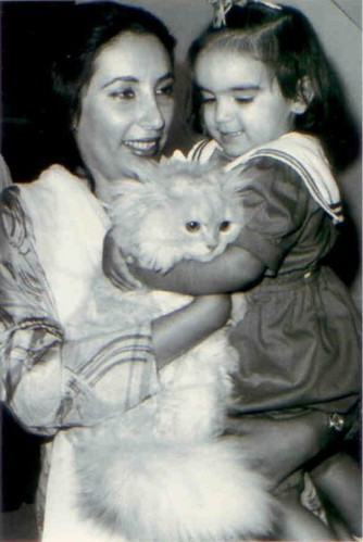 benazir bhutto with her daughter bakhtawar bhutto zardari