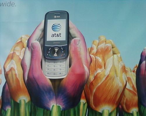 at&t advertisement o'hare