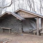 Derrick Knob Shelter
