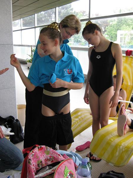 Kinder schüler und jugendmeisterschaften im synchronschwimmen 15