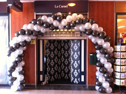 Ballonboog 7m Opening La Carnel Zuidland
