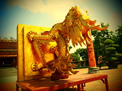 Golden Dragon, Vietnam