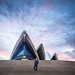 Sydney Opera House by Chimay Bleue