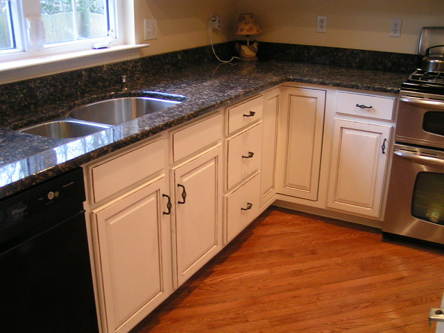 Kitchen cabinet redo 4 flickr photo sharing for Kitchen cabinets 0 financing