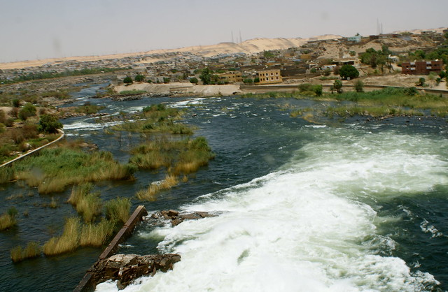 Nile cataracts