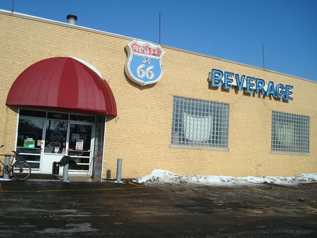 Route 66 Beverages, Berwyn, IL