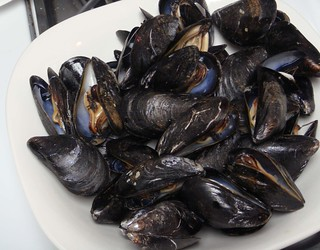 Steamed Mussels 2