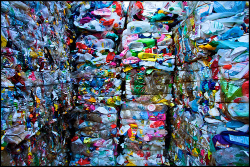 recycling plastics by mbeo, on Flickr