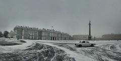 Saint-Pétersbourg - L'Hermitage - 16-02-2009 - 9h21