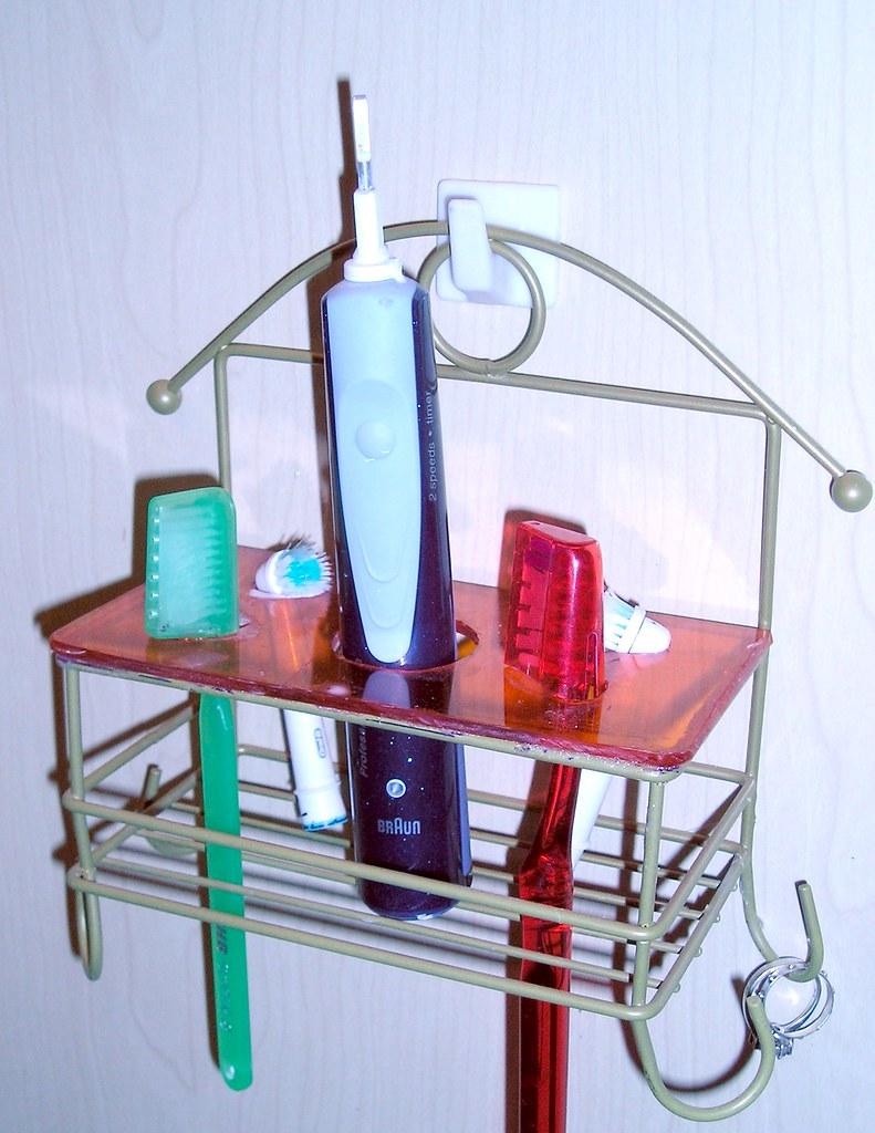 Monadelabores soportes para ba o reciclados publicado en for Soporte para bano