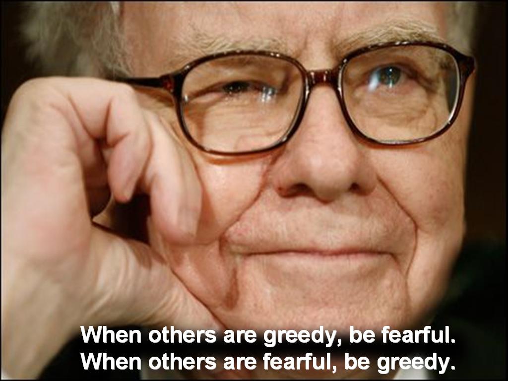 Warren Buffet, crypto crisis voorspeller